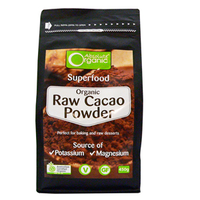 ABSOLUTE ORGANIC CACAO POWDER 450G