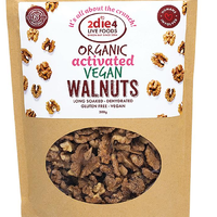 ACTIVATED ORGANIC WALNUTS