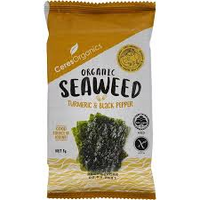 SEAWEED TURMERIC & BLACK PEPPER