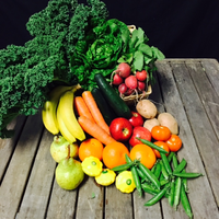 $35.00 FRUIT & VEGETABLE BOX